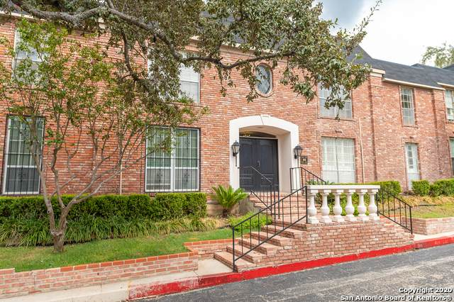 7500 Callaghan Rd #206, San Antonio, TX 78229 (#1481895) :: The Perry Henderson Group at Berkshire Hathaway Texas Realty