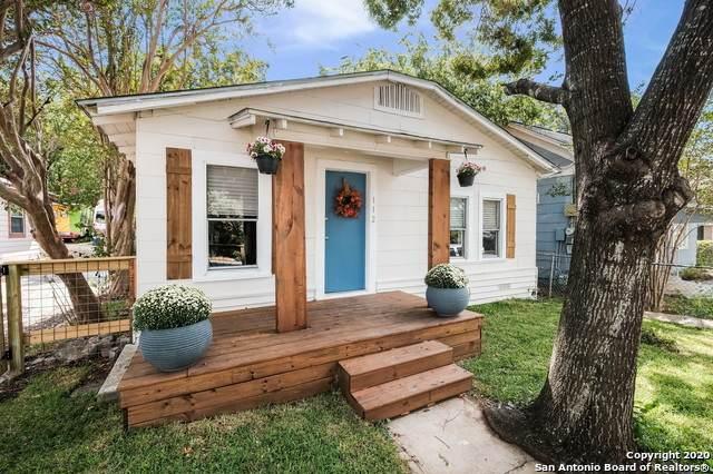 112 Dora St, San Antonio, TX 78212 (MLS #1481912) :: EXP Realty