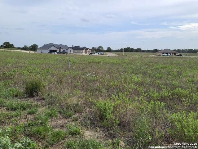 105 Turnberry, La Vernia, TX 78121 (MLS #1481913) :: EXP Realty