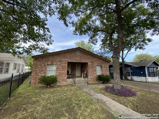 807 E Southcross Blvd, San Antonio, TX 78214 (MLS #1481919) :: The Mullen Group | RE/MAX Access