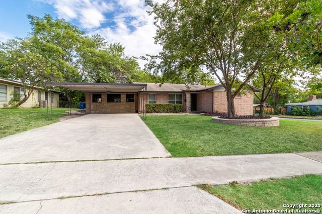 703 Wayside Dr, San Antonio, TX 78213 (MLS #1481945) :: The Mullen Group | RE/MAX Access