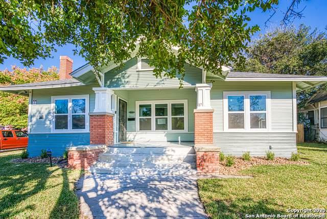117 Harding Pl, San Antonio, TX 78203 (MLS #1481958) :: Carolina Garcia Real Estate Group