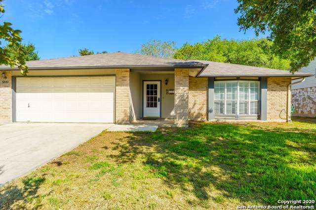 5331 Vista Glen St, San Antonio, TX 78247 (MLS #1482029) :: The Castillo Group