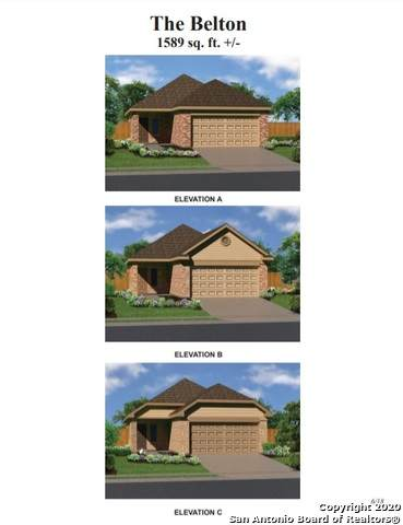 10542 Barbeque Bay, Converse, TX 78109 (MLS #1482030) :: The Heyl Group at Keller Williams