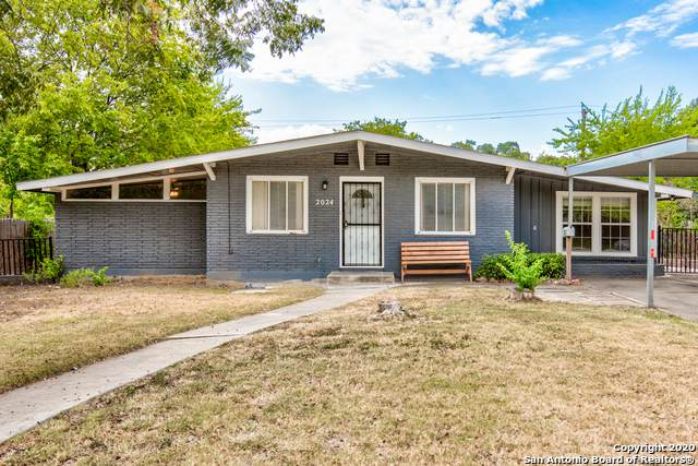 2024 La Manda Blvd, San Antonio, TX 78201 (MLS #1482056) :: The Mullen Group | RE/MAX Access