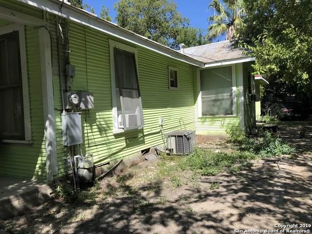 129 Palo Blanco St, San Antonio, TX 78210 (MLS #1482063) :: The Castillo Group