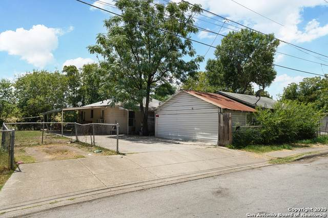 158 Carle Ave, San Antonio, TX 78204 (MLS #1482077) :: The Gradiz Group