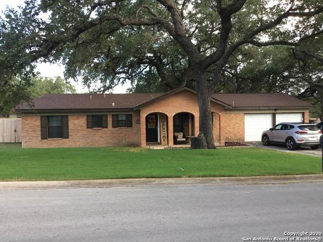 521 Williamsburg Rd, Devine, TX 78016 (MLS #1482172) :: Concierge Realty of SA