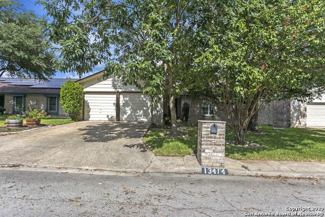 13414 Coram Peak St, San Antonio, TX 78248 (MLS #1482185) :: The Real Estate Jesus Team