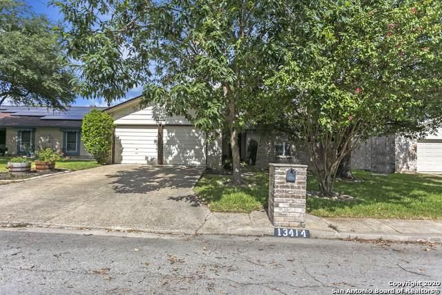 13414 Coram Peak St, San Antonio, TX 78248 (MLS #1482185) :: The Castillo Group