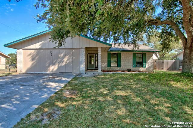 206 W Wetz St, Marion, TX 78124 (#1482245) :: The Perry Henderson Group at Berkshire Hathaway Texas Realty