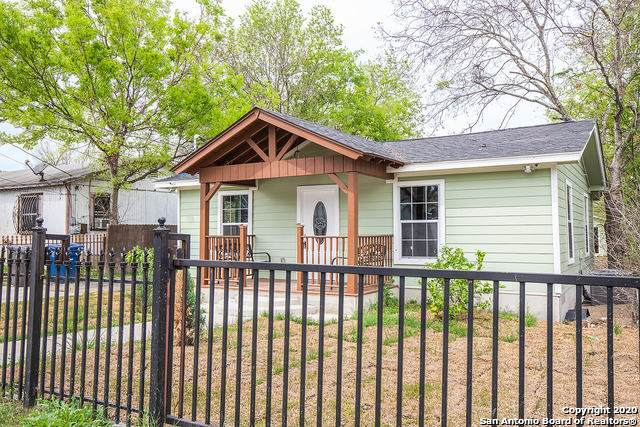 1935 E Drexel Ave, San Antonio, TX 78210 (MLS #1482249) :: The Lugo Group