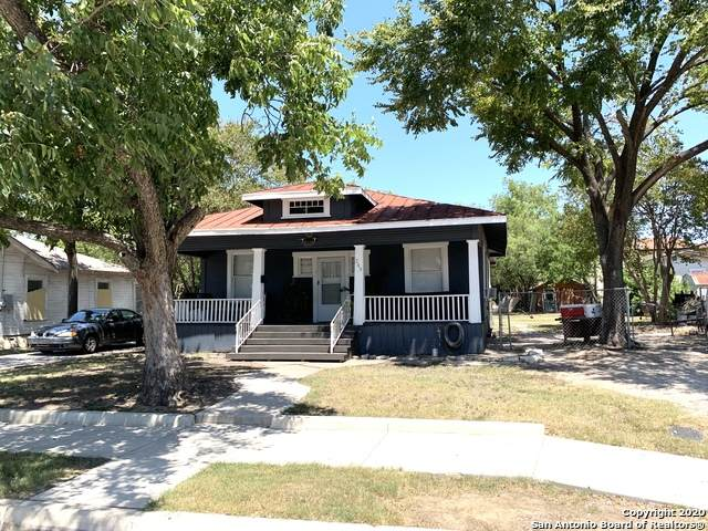 243 Porter St, San Antonio, TX 78210 (MLS #1482254) :: The Mullen Group | RE/MAX Access