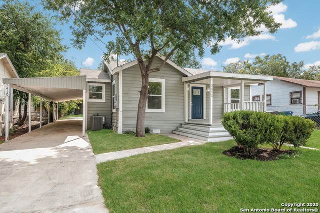 2410 Saint Anthony Ave, San Antonio, TX 78210 (MLS #1482350) :: The Real Estate Jesus Team