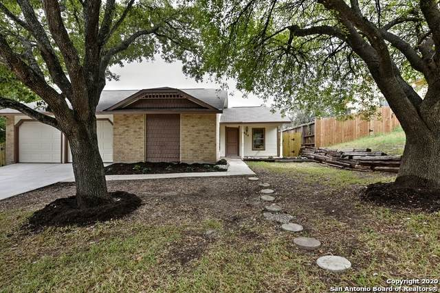 6823 Hillside Peak, San Antonio, TX 78233 (MLS #1482364) :: EXP Realty