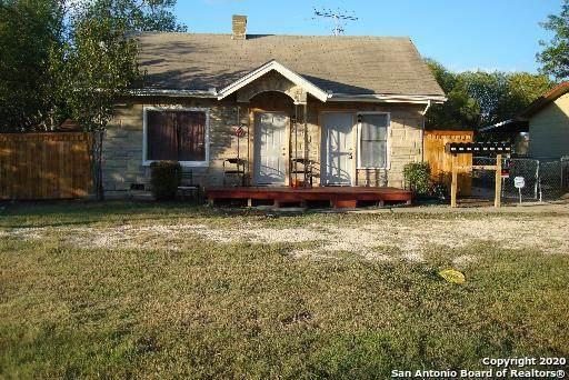 535 Hot Wells Blvd, San Antonio, TX 78223 (MLS #1482403) :: The Lugo Group
