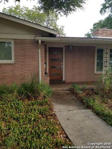 326 Rockhill Dr, San Antonio, TX 78209 (MLS #1482446) :: The Real Estate Jesus Team