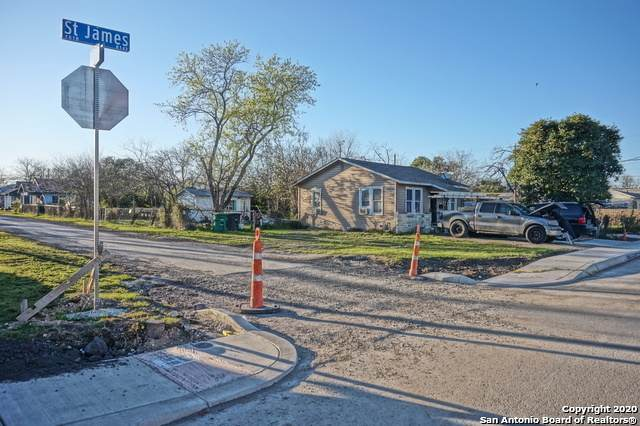 815 Saint James, San Antonio, TX 78202 (MLS #1482448) :: The Castillo Group
