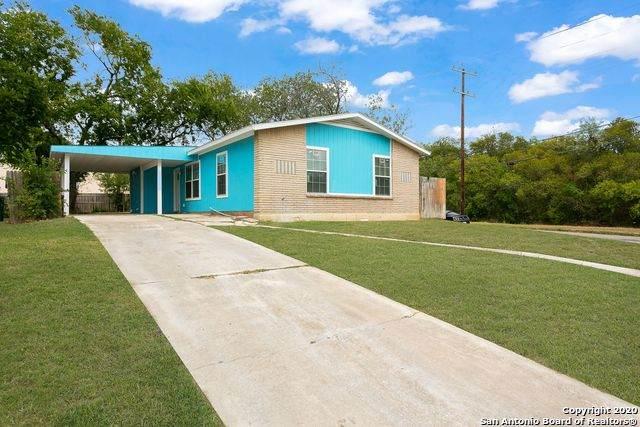 923 Rexford Dr, San Antonio, TX 78216 (MLS #1482452) :: Maverick