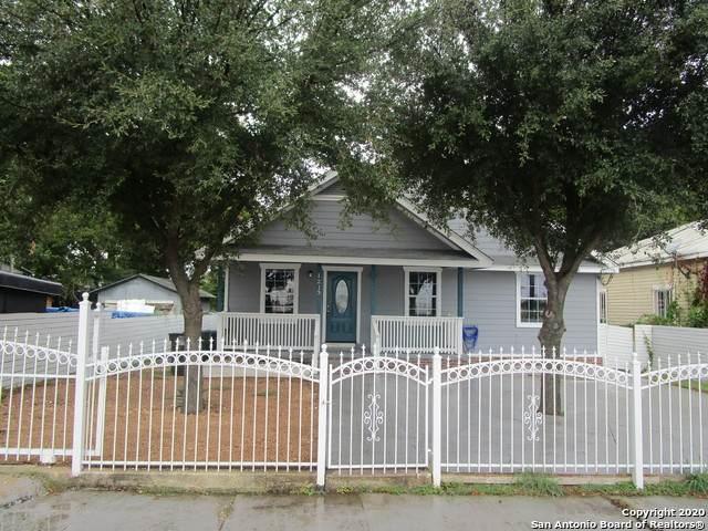 1213 N Olive St, San Antonio, TX 78202 (MLS #1482453) :: The Castillo Group