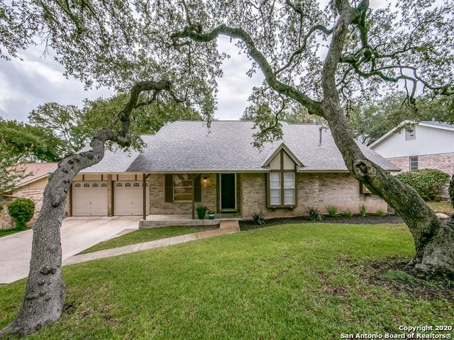 3710 Inwood Forest St, San Antonio, TX 78230 (MLS #1482599) :: Concierge Realty of SA