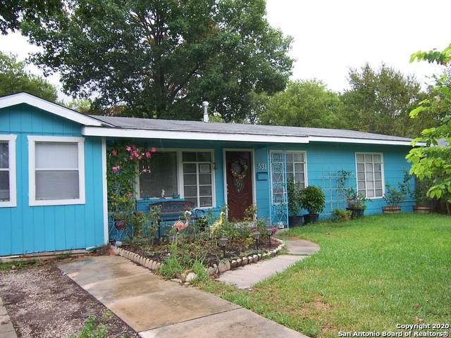 531 Dawnview Ln, San Antonio, TX 78213 (MLS #1482630) :: The Mullen Group | RE/MAX Access