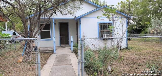 173 N San Gabriel Ave, San Antonio, TX 78237 (MLS #1482688) :: EXP Realty