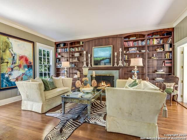 522 Elizabeth Rd, Terrell Hills, TX 78209 (MLS #1482693) :: The Castillo Group
