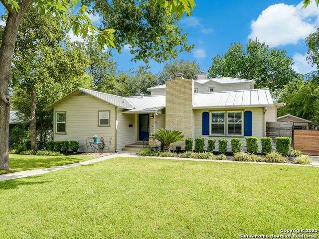 332 Lilac Ln, San Antonio, TX 78209 (MLS #1482700) :: The Heyl Group at Keller Williams