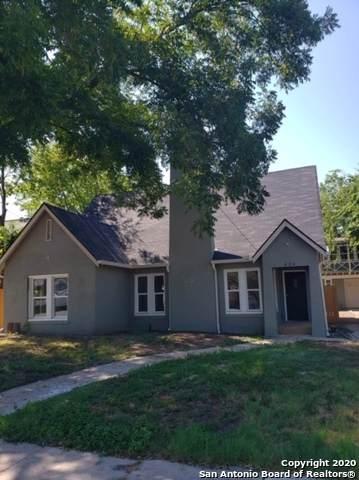 426 Vanderbilt St, San Antonio, TX 78210 (MLS #1482716) :: Concierge Realty of SA