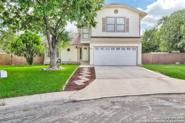 8702 Mountain Breeze St, San Antonio, TX 78251 (MLS #1482778) :: The Castillo Group