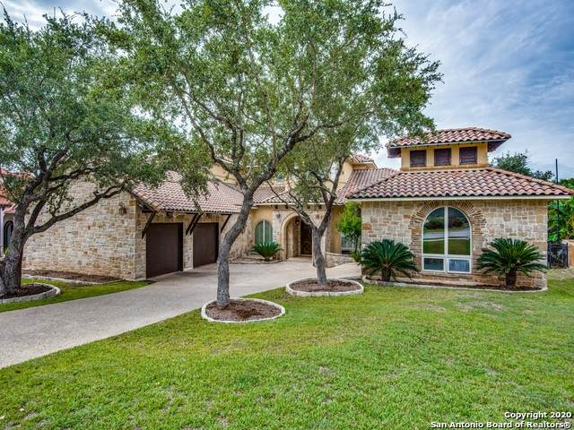24851 Fairway Springs, San Antonio, TX 78260 (#1482788) :: The Perry Henderson Group at Berkshire Hathaway Texas Realty