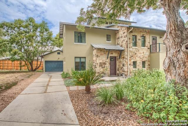 107 Eaton St #1, Alamo Heights, TX 78209 (MLS #1482794) :: Santos and Sandberg