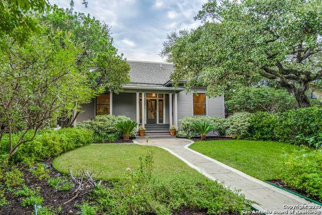 326 Encino Ave, Alamo Heights, TX 78209 (MLS #1482819) :: Santos and Sandberg