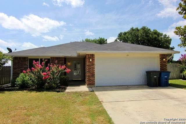 23 Shadow Circle, New Braunfels, TX 78130 (MLS #1482826) :: Maverick