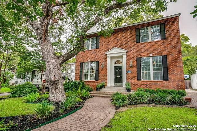 331 Ogden Ln, Alamo Heights, TX 78209 (MLS #1482831) :: Santos and Sandberg