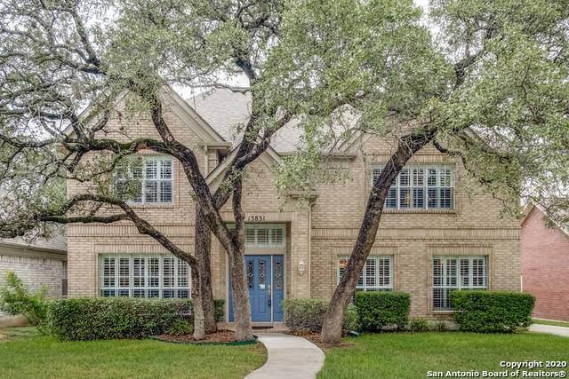 13831 Shavano Downs, San Antonio, TX 78230 (MLS #1482841) :: The Mullen Group | RE/MAX Access