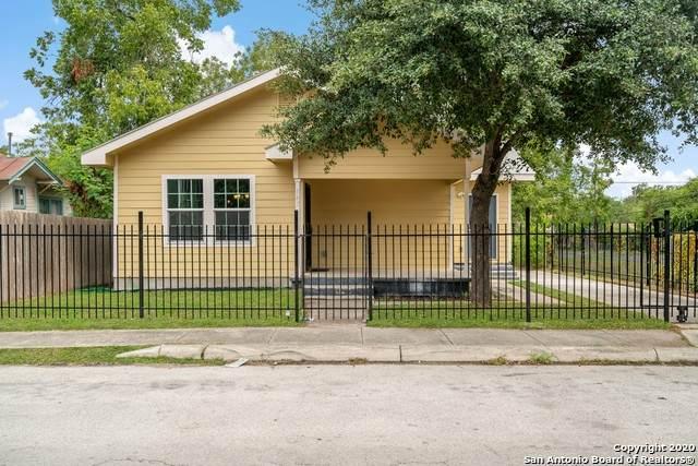 347 Vine St, San Antonio, TX 78210 (MLS #1482851) :: The Castillo Group
