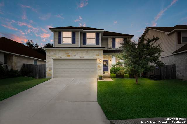 124 Eagle Vail, San Antonio, TX 78258 (MLS #1482873) :: The Mullen Group | RE/MAX Access