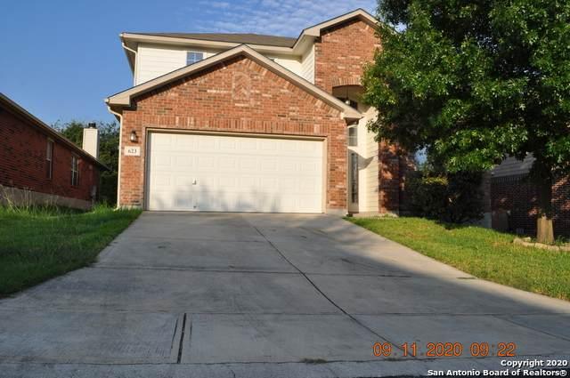 623 Point Springs, San Antonio, TX 78253 (MLS #1482955) :: Concierge Realty of SA