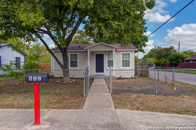 622 S San Ignacio Ave, San Antonio, TX 78237 (MLS #1482972) :: The Mullen Group | RE/MAX Access