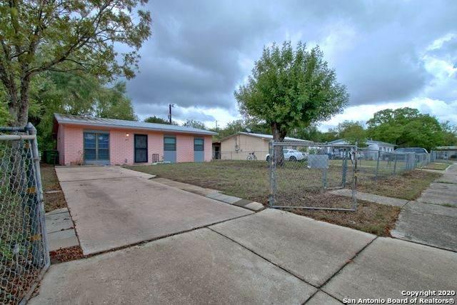 2911 Cumbre Dr, San Antonio, TX 78237 (MLS #1482973) :: Maverick