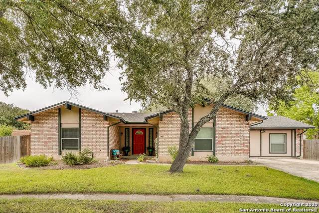 2210 Grape Blossom St, San Antonio, TX 78247 (#1482985) :: The Perry Henderson Group at Berkshire Hathaway Texas Realty