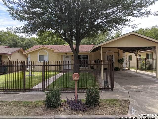 6014 Seacroft Dr, San Antonio, TX 78238 (MLS #1482994) :: Concierge Realty of SA