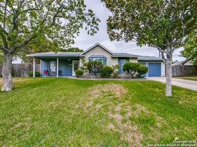 15907 Quail Cir, San Antonio, TX 78247 (MLS #1483030) :: Concierge Realty of SA