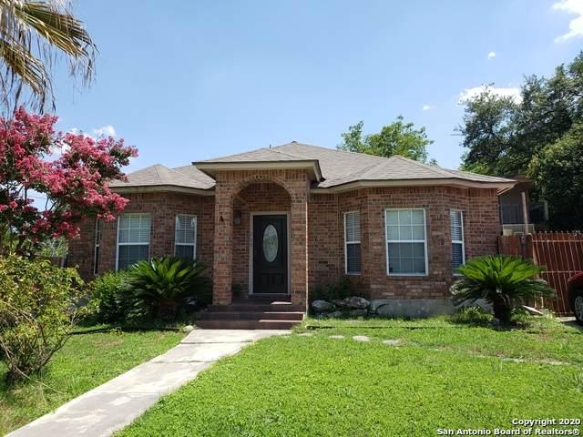 230 Oriole Ln, San Antonio, TX 78228 (MLS #1483083) :: The Castillo Group