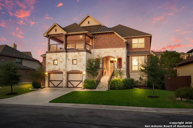 23426 Fairway Bridge, San Antonio, TX 78258 (MLS #1483177) :: Maverick