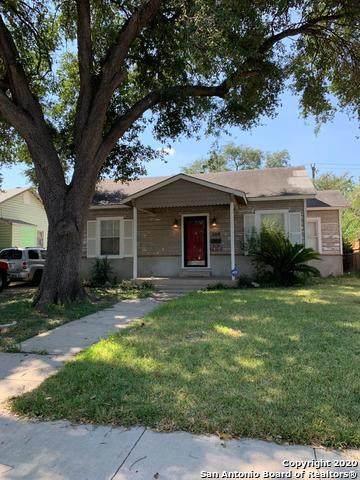 306 Hoover Ave, San Antonio, TX 78225 (MLS #1483227) :: The Castillo Group
