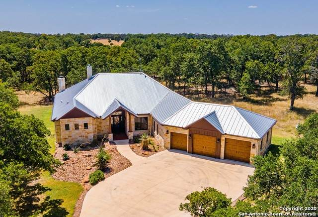1554 Vintage Oaks Dr, Doss, TX 78618 (MLS #1483281) :: REsource Realty