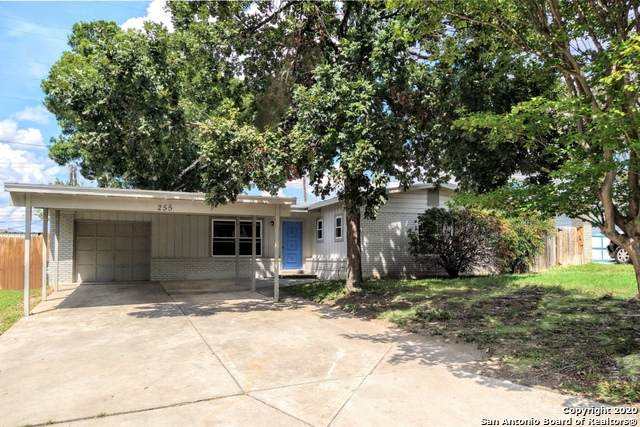 255 Goodhue Ave, San Antonio, TX 78218 (MLS #1483292) :: The Castillo Group